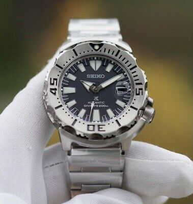 $ CDN1490.89 • Buy Seiko SZSC003 MONSTER Automatic 6R15 Limited Edition JDM RARE