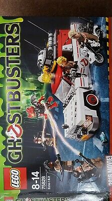 Lego Ghostbusters Ecto-1 & 2 (75828). Complete Including Box • 50£