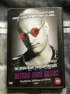 'Natural Born Killers' (DVD) • 0.65£