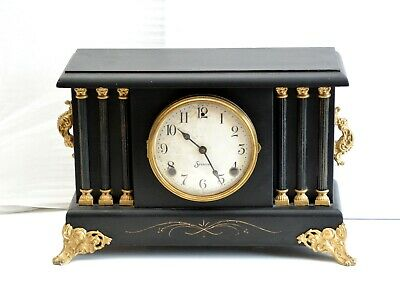 American Antique Sessions 8 Day Mantel Clock • 69.99£