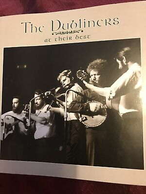 THE DUBLINERS AT THEIR BEST CD Album, 27 Tracks Vgc • 2.49£