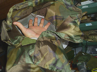 Ex Sas Sbs Isbo Immersion Suit Boarting Operations Optional Spray Hood Dpm • 9.99£
