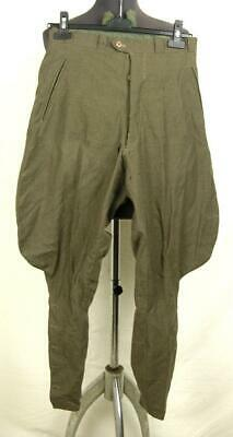 Ww2 Wwii German Army Officer Breeches Trousers • 18.73£