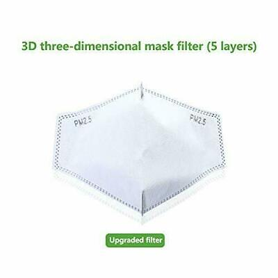 $ CDN16.04 • Buy Carbon Filter NEW 3D Cutting Five Layers Activated Replaceable Anti Haze Filter.