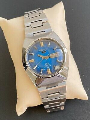 $ CDN13.50 • Buy Collectible Rare Vintage Ss Seiko 5 Dx  6106-7720  Mens Automatic Wristwatch