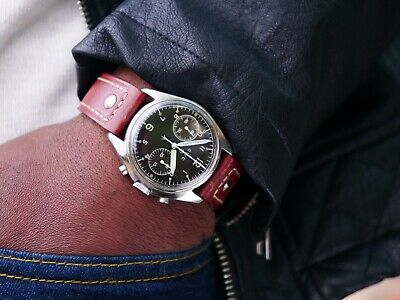 $ CDN6894.13 • Buy Vintage CWC RAF Issued Chronograph Men's Wrist Watch Military 1970's
