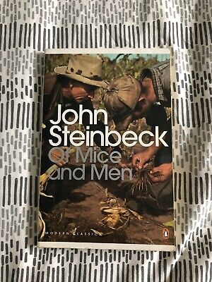 Of Mice And Men By John Steinbeck (Paperback, 2000) • 0.99£