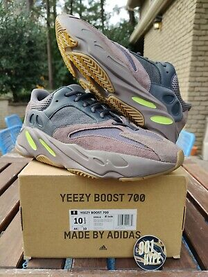 $ CDN363.65 • Buy Size 10.5 Adidas Yeezy Boost 700 Mauve Kanye FAST FREE SHIP With Box