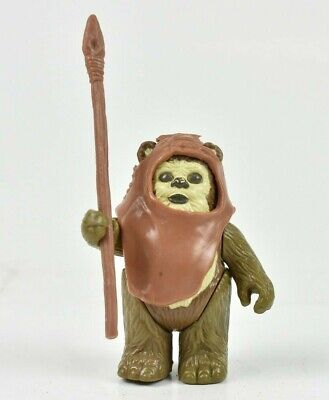 $ CDN13.05 • Buy Vintage Star Wars Wicket W. Warrick With Hood And Spear Complete ROTJ No COO