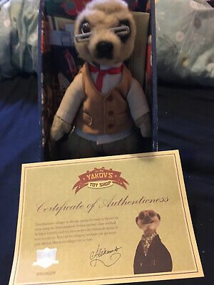 Compare The Meerkat Toy Yakov New In Box • 5.90£