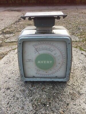 Vintage Post Office Scales By Avery • 40£