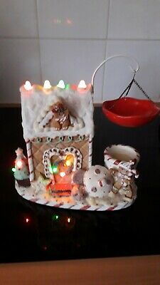 Yankee Candle Gingerbread House Wax Tart Burner • 39.99£