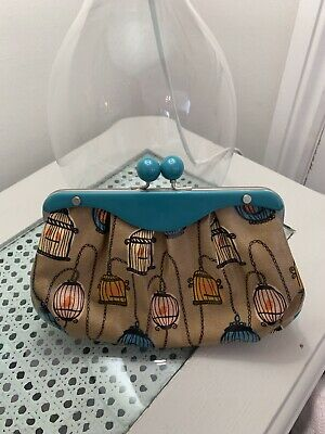 Nwot Fossil Key Purse Clutch Bag • 10£