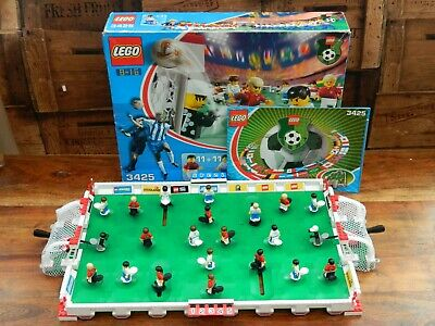 LEGO Football 3425 Grand Championship Cup - 100% Complete Set & Boxed Pitch • 64.95£