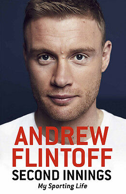 £9.99 • Buy Andrew Flintoff - Second Innings - My Sporting Life - Cricketer Autobiography