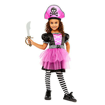 £12.99 • Buy Childs Dazzlng Shipmate Fancy Dress Pirate Costume Caribbean Buccaneer Book