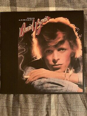 David Bowie Young American Remastered Vinyl From Box Set • 7.90£