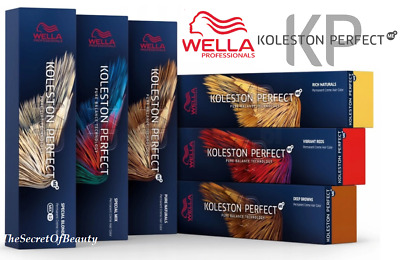 Wella Koleston Perfect ME+ 60ml - Full Range Pernament Creame Colour • 8.69£