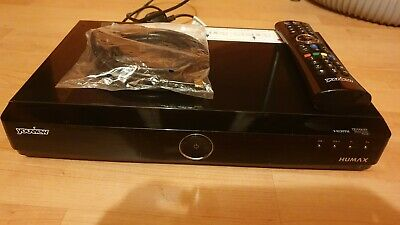 Humax DTR- T1000. Youview Freeview Recorder 500GB. Good Condition • 25.99£