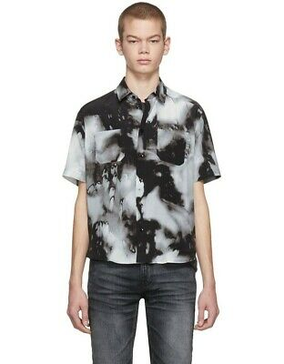 SAINT LAURENT Men's Marble Shirt Size 38  • 0.99£