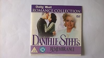 Danielle Steel Remembrance Romance Dvd Daily Mail Promo New Angie Dickinson 87m • 3.75£