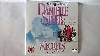 Danielle Steel's Secrets Dvd New Romance Family Christopher Plummer Stephanie  • 3.75£