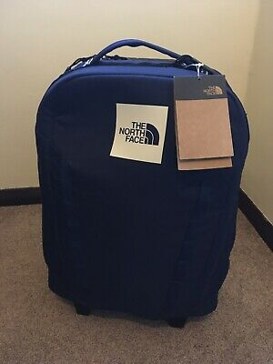 The North Face Overhead Travel Bag - Blue (New). • 125£