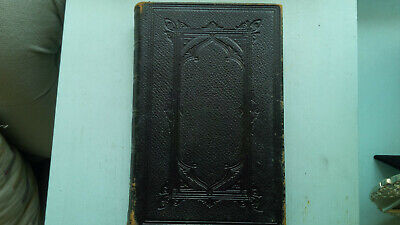 HOLY BIBLE, WELSH LANGUAGE PUB 1800s • 12£