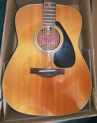 Yamaha FG-30LTD Red Label Acoustic Guitar • 138£