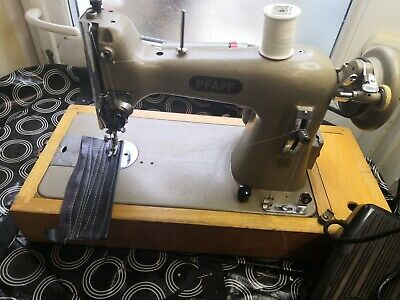 PFAFF 30 Leather Upholstery And Fabric Semi Industrial Sewing Machine • 160£