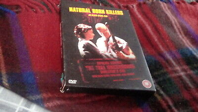 Natural Born Killers.. DVD • 0.50£
