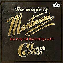 The Magic Of Mantovani By Joseph Calleja | CD | Condition Very Good • 10.69£