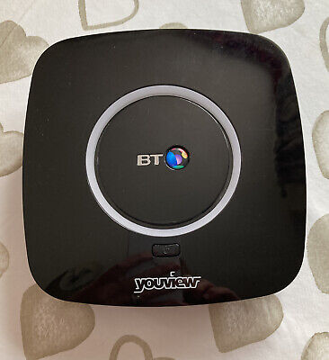 Bt Youview Box With Remote • 25£