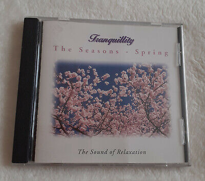 TRANQUILITY ~ The Seasons ~ Spring ~ The Sound Of Relaxation CD • 0.99£
