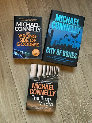 Michael Connelly Books • 1.49£