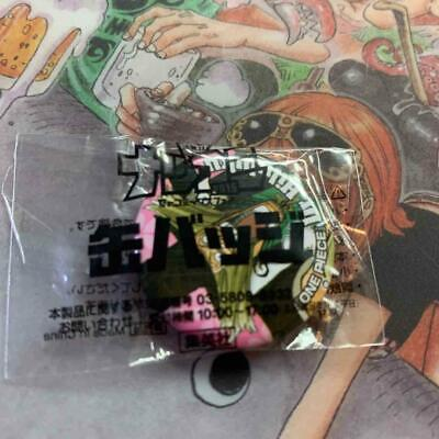BANDAI ONE PIECE Hiruruku 2in Mini Toy Pin Square Can Badge Shonen Jump 41 • 47.74£