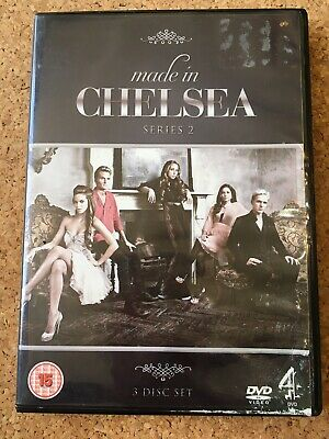 Made In Chelsea Dvd Series Two • 0.99£