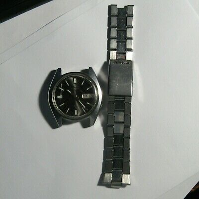$ CDN13.03 • Buy Vintage Men's Seiko 17 Jewels Automatic Watch 7009-8049 For Parts/repair # 39