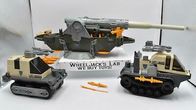 $ CDN97.76 • Buy Thunderclap 100% Complete 1989 GI Joe Hasbro Vehicle Vintage