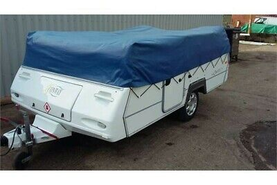 Conway Cruiser Trailer Tent Cover • 20£