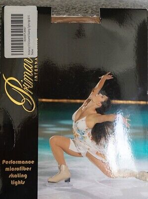 Pridance 518 Overboot Skating Tights Size 8-10 • 7.50£