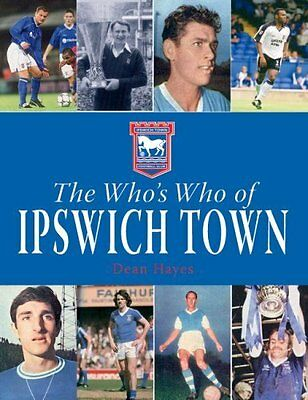 £9.99 • Buy The Who's Who Of Ipswich Town FC - The Tractor Boys Book - Portman Road Players