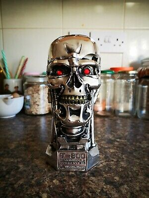 £29.99 • Buy T-800 Terminator 2 - Tall Head Box - Movie Collectable Official - W/ 2 Disc DVD