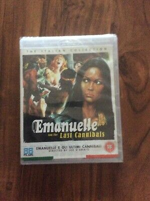 Emanuelle And The Last Cannibals (Blu Ray) • 14.99£