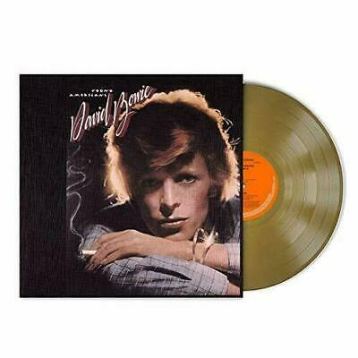 David Bowie - Young Americans - 45th Anniversary 180 Gram Gold Vinyl LP  *New* • 27.99£