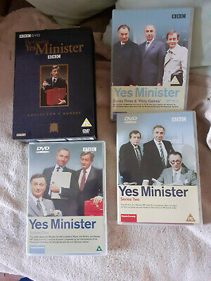Yes, Minister: The Complete Series 1-3 DVD (2004)  • 5£