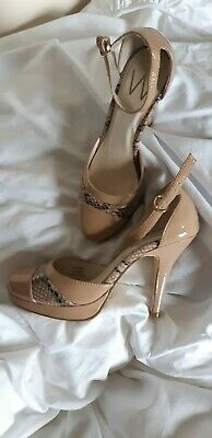 Beautiful Wallis Shoes Size 36  Beige  Material Other • 8£