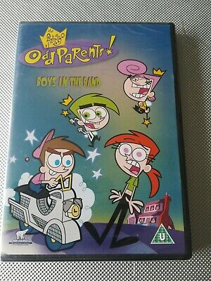 The Fairly Odd Parents: Boys In The Band DVD (2005) Butch Hartman • 1£