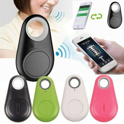 Mini Bluetooth GPS Tracker Dog Pet Tag Smart Finder Locator Key Tracking Tracer • 3.59£