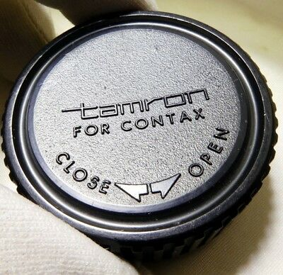 Tamron Rear Lens Cap For Contax C/Y Yashica Manual Foc • 12£